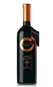 切罗泰拉酒庄-意大利大师系列-橡木桶干红葡萄酒