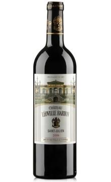 巴顿古堡干红葡萄酒(二级庄)
