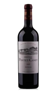 旁提卡内古堡干红葡萄酒