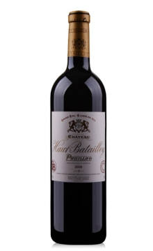 奥巴特利古堡干红葡萄酒