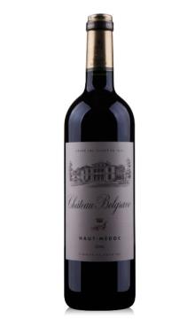 巴加芙古堡干红葡萄酒
