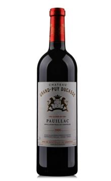 杜卡斯古堡干红葡萄酒