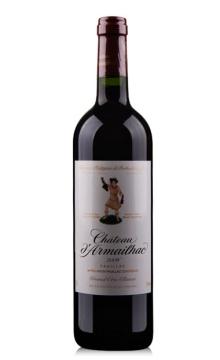 达玛雅克古堡干红葡萄酒