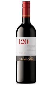 桑塔丽塔120卡门红葡萄酒