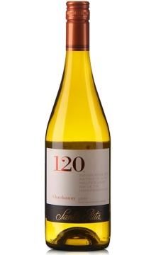 桑塔丽塔120莎当妮白葡萄酒