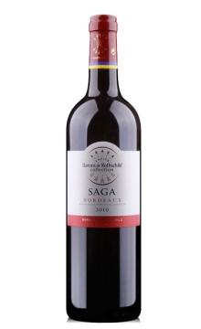 拉菲传说波尔多红葡萄酒