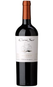 柯诺苏珍藏赤霞珠红葡萄酒