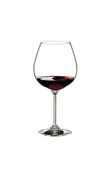 醴铎(曾用名:力多)珍藏系列黑皮诺型水晶酒杯(双支装)
