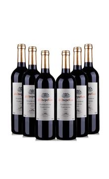 欧娜干红葡萄酒6支装