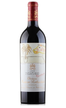 武当王古堡干红葡萄酒