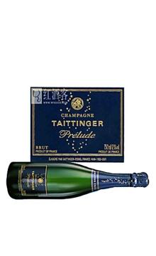 泰亭哲序曲香槟酒