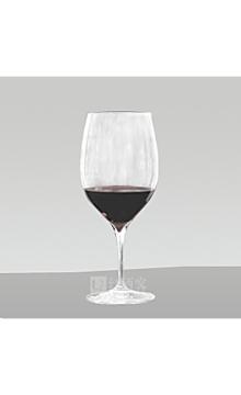 醴铎(曾用名:力多)酒神系列加本利苏维翁/梅洛型水晶酒杯(双支装)