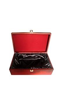 仿红木双支礼盒