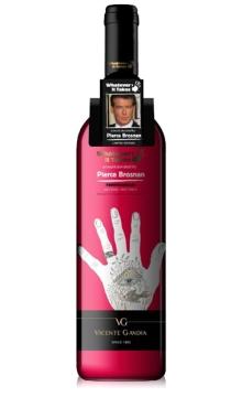 世界巨星慈善系列之 皮尔斯·布鲁斯南半干红葡萄酒