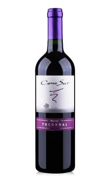 柯诺苏纯净梅洛红葡萄酒