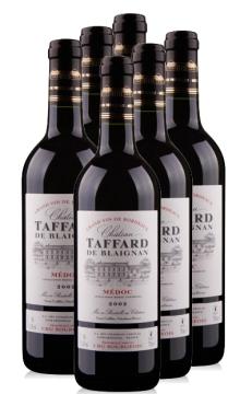 塔法古堡干红葡萄酒 整箱6瓶装
