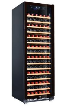 """""""恺撒威诺""""ZY-168S风冷单温酒柜(168支)"""