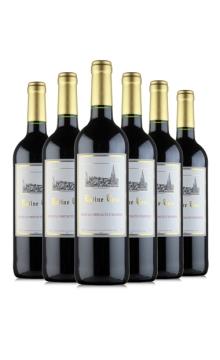 拉丁特尔干红葡萄酒-6支装