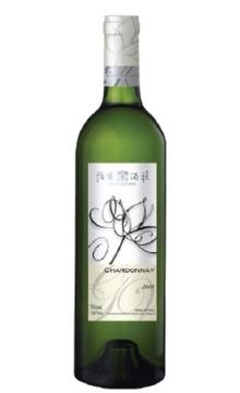 怡园霞多丽干白葡萄酒
