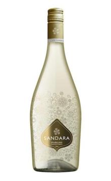 桑德拉白起泡葡萄酒