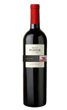 潘帕斯精选西拉马尔贝克红葡萄酒