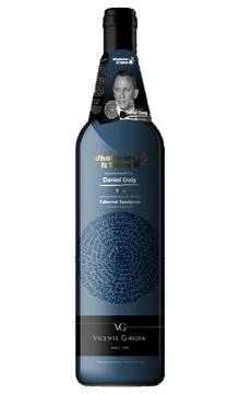 世界巨星慈善系列之丹尼尔·克雷格干红葡萄酒
