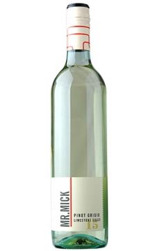 魅客先生灰皮诺白葡萄酒