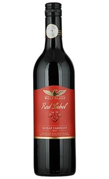 纷赋红牌西拉赤霞珠干红葡萄酒