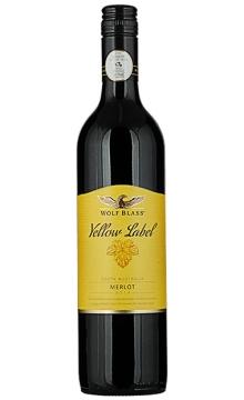 纷赋黄牌梅洛干红葡萄酒