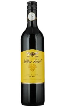 纷赋黄牌西拉干红葡萄酒