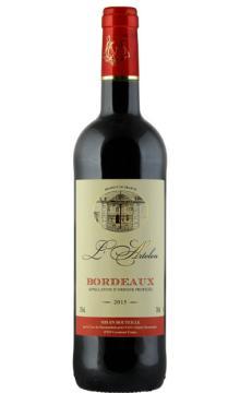爱图伦干红葡萄酒