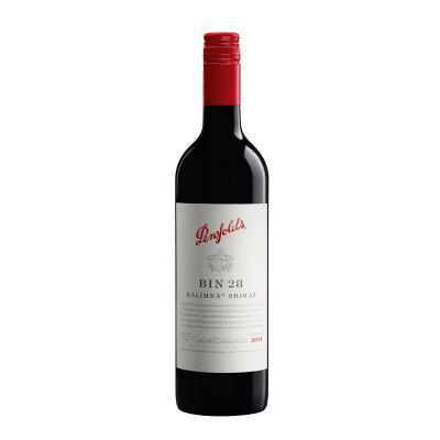 奔富BIN28卡琳娜西拉干红葡萄酒