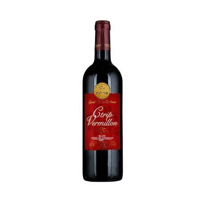 携程干红葡萄酒(限量版)2011