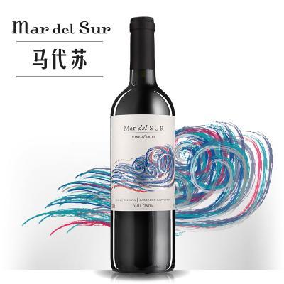 马代苏珍藏赤霞珠干红葡萄酒
