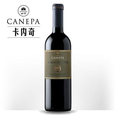 卡内奇金奖特酿赤霞珠干红葡萄酒