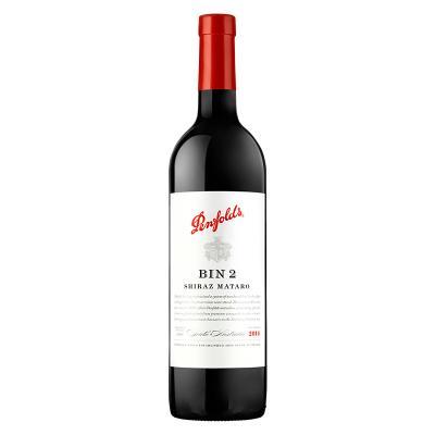 奔富BIN2西拉马塔罗干红葡萄酒