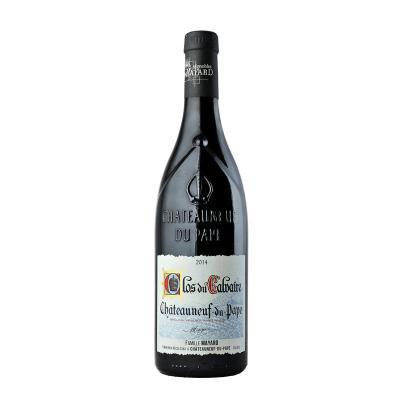 克洛杜斯修女教皇新堡干红葡萄酒