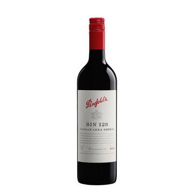 奔富酒园Bin128库纳瓦拉设拉子干红葡萄酒