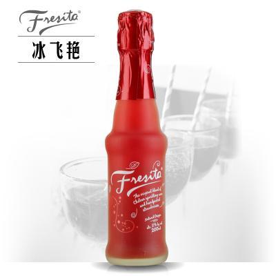 冰飞艳草莓果味起泡酒200ml